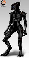 Robot design ST3-V3