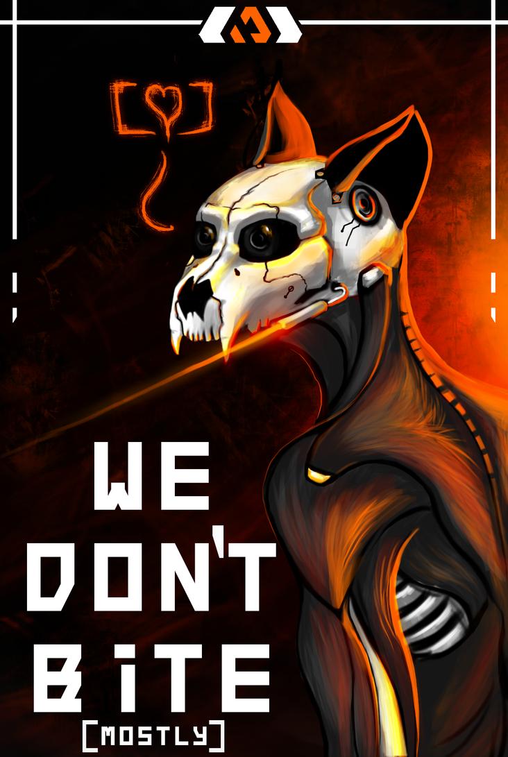 Technocratic poster 2 by MC-STEEL