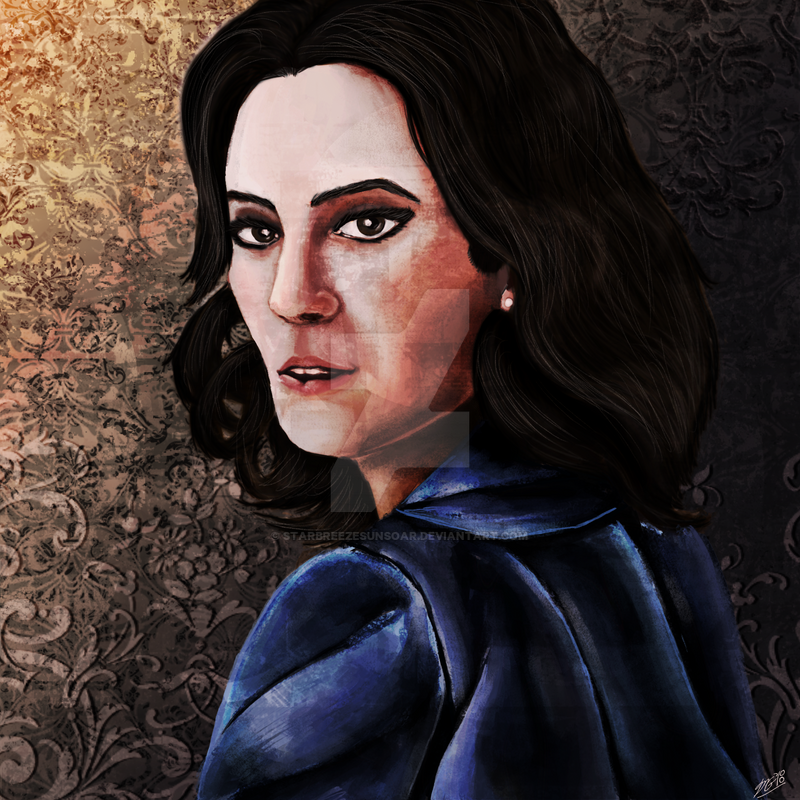 Mrs Dudley Haunting Of Hill House By Starbreezesunsoar On Deviantart