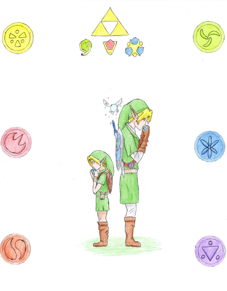 The Legend Of Zleda: Ocarina of Time. by Zlasher76