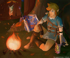 Link Fanart Complete by TheMurcia