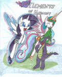 MLP: Elements of Harmony #1 Cover 3