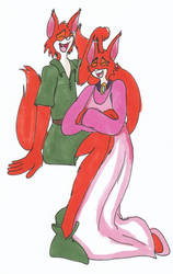 Request: Robin Hood and Maid Marian Part 3 by SoniciatheHedgehog