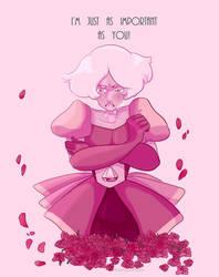 Pink Diamond | Not Fair by Pois0nJoy