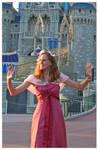 Giselle in the Magic Kingdom