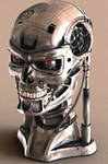 Cyborg Head 01