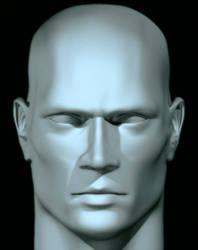 Human head by mmarti