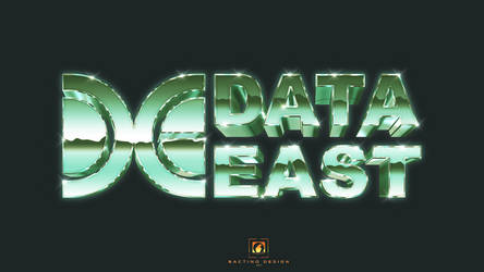 logo Data east by bactino by bactino