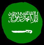 Saudi ArabiaBall by befree2209