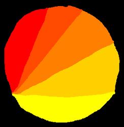 Fiery Seychelles [OC] by befree2209