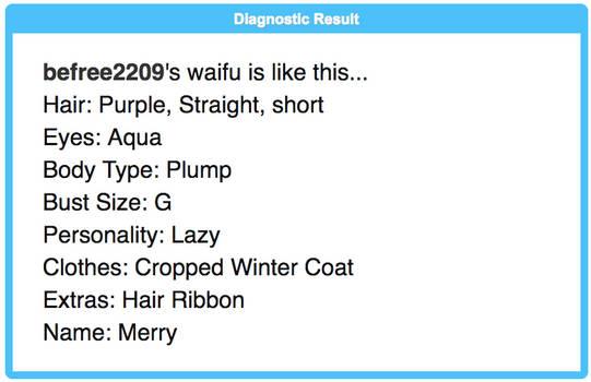 befree2209's waifu