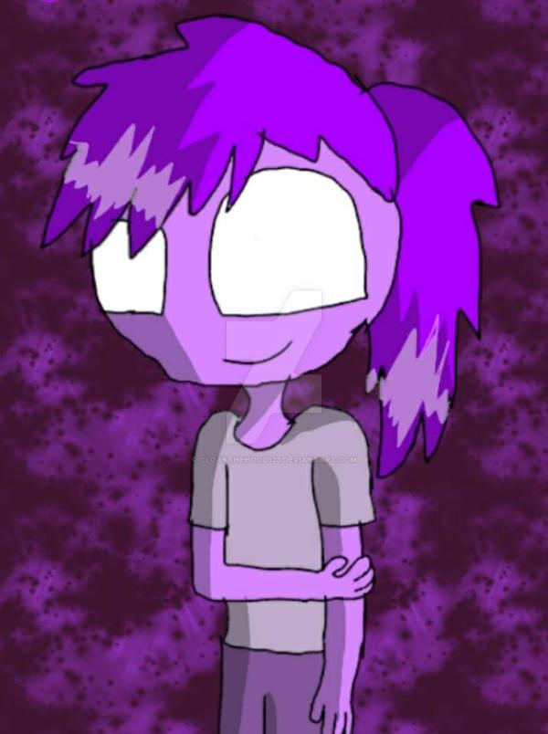 Fnaf] purple guy (redesign of my version) by CloakTheHood123