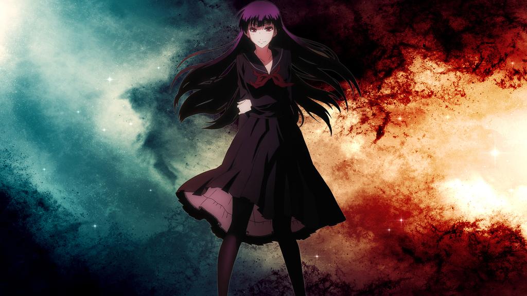 Yuuko Kanoe [Tasogare Otome X Amnesia] Wallpaper By