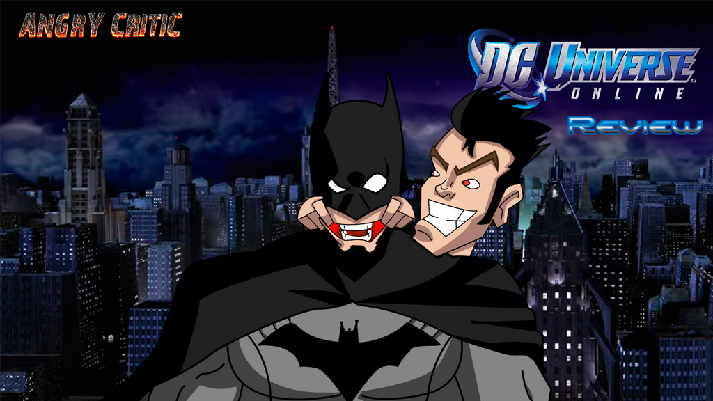 angry critic and batman by ngrycritic on deviantart