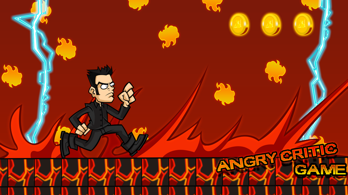 angry critic game by ngrycritic on deviantart