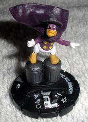 Darkwing Duck Custom Heroclix by TheFriendlyFoe