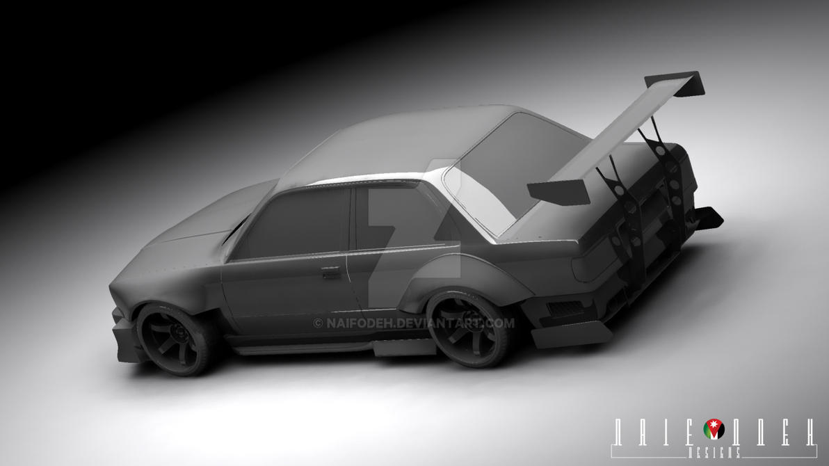 bmw e30 nod body kit sb by naifodeh on deviantart. Black Bedroom Furniture Sets. Home Design Ideas