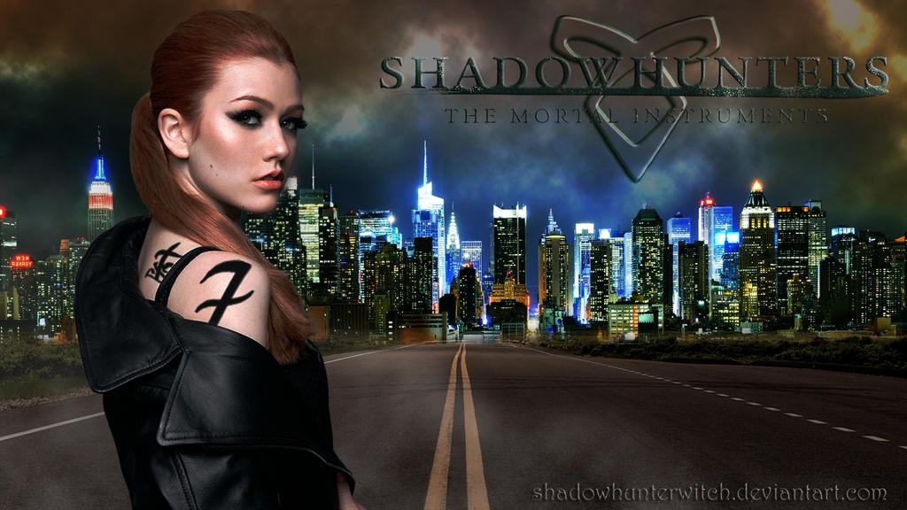 Clary Wallpaper By Shadowhunterwitch On DeviantArt