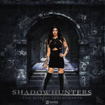 Isabelle Lightwood Shadowhunters TV Show Poster