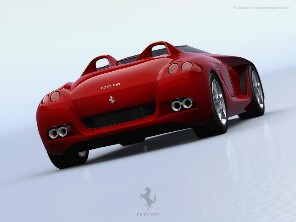 Ferrari Rossa 01 by arni