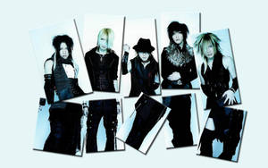 the Gazette by Haruyuki-chan