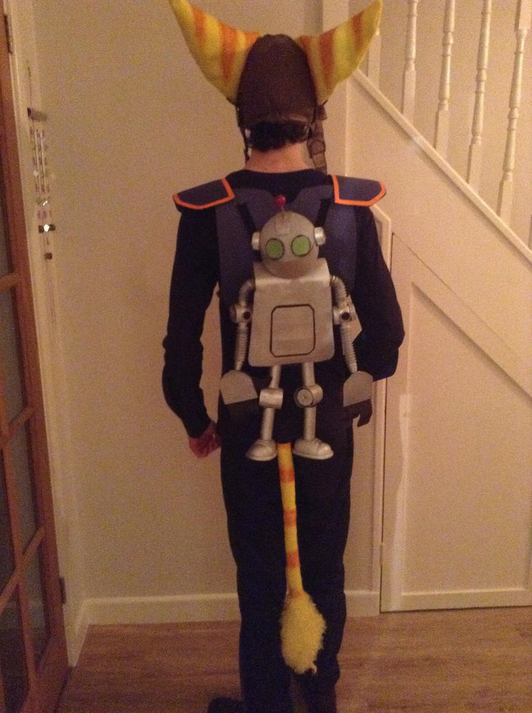 RC cosplay finished 2 by PlatinumCladGamer