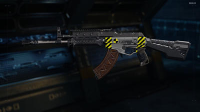 BO3 paint job- Prototype by PlatinumCladGamer