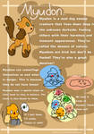 Myudon [Species guide v3] by Phonepie12