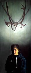 Self Portrait by emilysnake