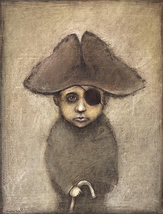 Little pirate by Slawekgruca