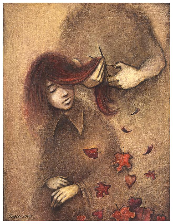 .autumn. by Slawekgruca
