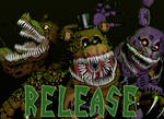 (BLENDER/SFM/C4D) Twisted Pack Release!