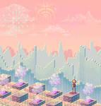 Pixel Metropolis