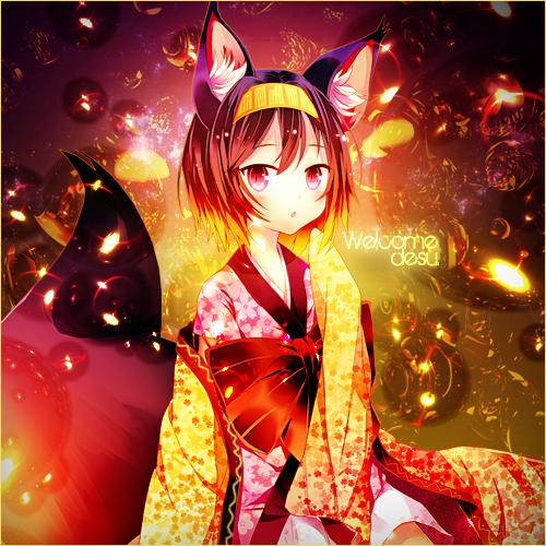 Izuna-tan PP by KyuubiConduit