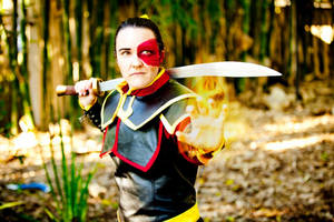 Zuko - Firebender by I-Artemis-I