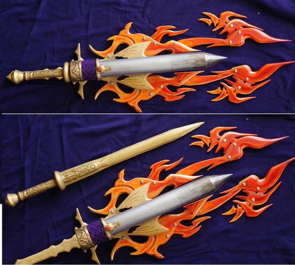 Noel Kreiss - Final Fantasy XIII-2 Flame Fossil by I-Artemis-I