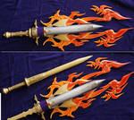 Noel Kreiss - Final Fantasy XIII-2 Flame Fossil