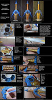 Cosplay Prop Painting Tutorial by I-Artemis-I