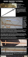 Basic Wooden Sword Tutorial