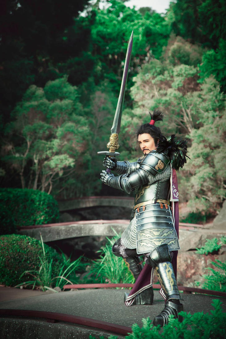 Oda Nobunaga - Samurai Warriors 2 by I-Artemis-I