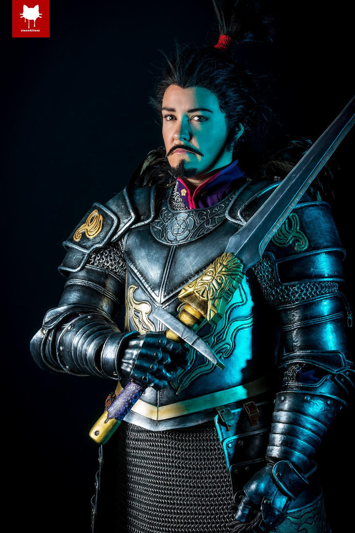Nobunaga Oda by I-Artemis-I