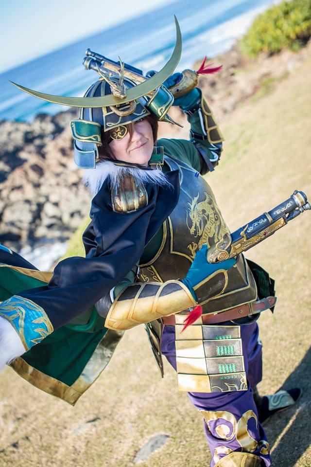Date Masamune - Samurai Warriors 4 by I-Artemis-I