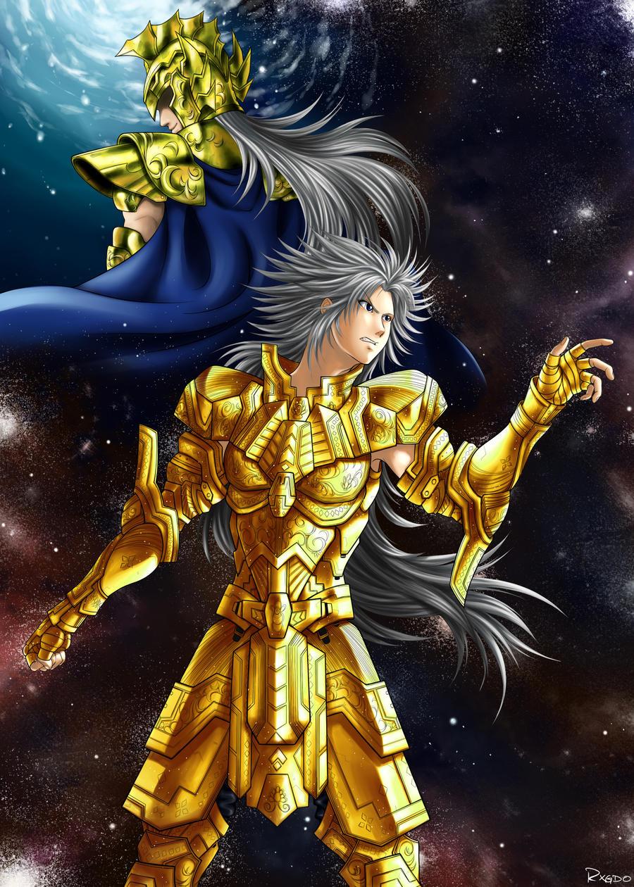 Saint Seiya FanArt - Episode G