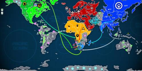 GUNGEAR MAP 1