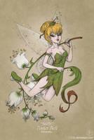423 fairy Tinker Bell by GALEKA-EKAGO