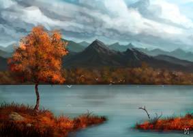 Autumn by MiroJohannes