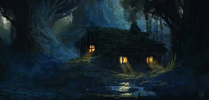 SdJ: Witch's House by MiroJohannes