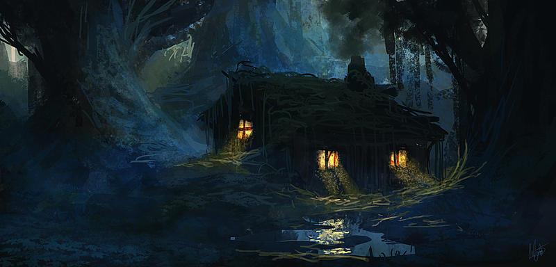 High Quality SdJ: Witchu0027s House By MiroJohannes ...