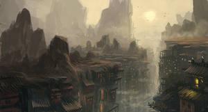 City-like speed by MiroJohannes