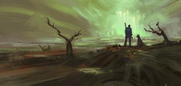 Wastelander by MiroJohannes